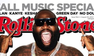 Rick Ross Covers Rolling Stone, Details Past as Corrections Officer