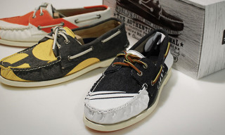 Sperry Top-Sider Spring 2013 Boat Shoe Preview