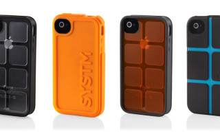 SYSTM by Incase – Rugged iPhone 4 Cases