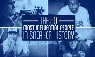 The 50 Most Influential People In Sneaker History by Jeff Staple