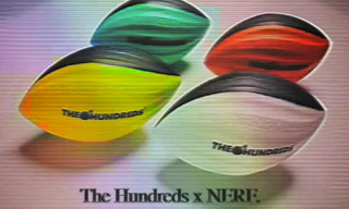 Video: The Hundreds x NERF Turbo Football – Part 1