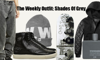 The Weekly Outfit: Shades Of Grey