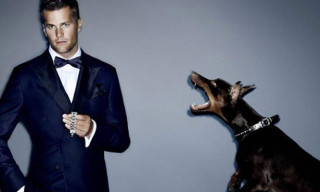 Tom Brady by Mario Testino for VMAN 27 Fall/Winter 2012