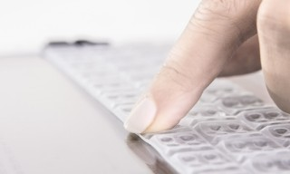 Touchfire, the Screen-Top Keyboard for iPad