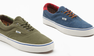Vans Era 59 CA 'Re-Purposed Materials' Pack