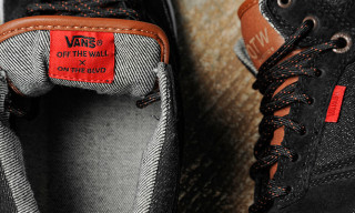 Vans OTW x Primitive Blvd Denim Bedford