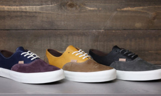 Vans Two Tone Era Decon CA Fall 2012