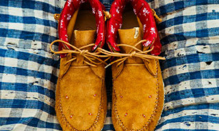 visvim FBT Bearfoot Pizi-Folk Fall/Winter 2012