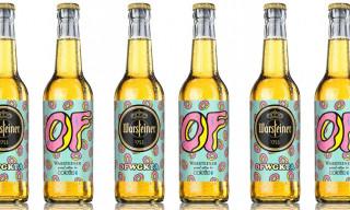 WARSTEINER x Odd Future 'OFWGKTA' Beer Bottles