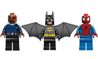LEGO x Marvel/DC 2013 Super Hero Collection