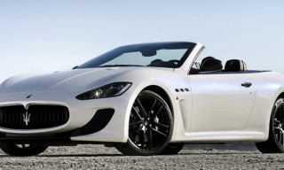 New Maserati GranCabrio MC Stradale – First Pictures