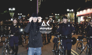 Akomplice Fall 2012 Lookbook – Shot on Site at the Democratic National Convention
