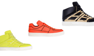 Alejandro Ingelmo Spring/Summer 2013 Sneaker Collection