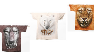 Andrea Crews Crying Animals Shirts Fall/Winter 2012