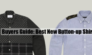 Buyers Guide: Best New Button-up Shirts