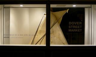 Dover Street Market Window VISVIM by Hiroki Nakamura