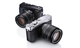 Fujifilm X-E1 Mirrorless Camera – Official Images