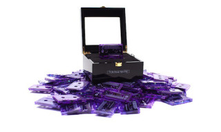 "Get On Down Releases Limited-Edition Raekwon ""Purple Tape Cassette Box"""