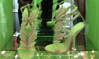 Giuseppe Zanotti Creates 'Cruel Summer' Shoe for Kanye West