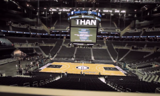 Inside The Brooklyn Nets' Barclays Center