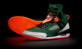 Sole Fly x Jordan Spiz'ike 'Miami'