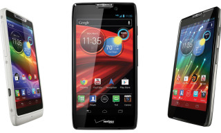 Motorola Introduces 3 New Smartphones – RAZR M, RAZR HD & DROID RAZR MAXX HD