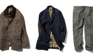 SOPHNET Fall/Winter 2012 Collection – New Releases