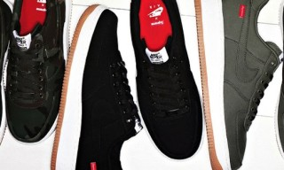Supreme x Nike Air Force 1 Low Premium