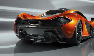 Introducing The McLaren P1