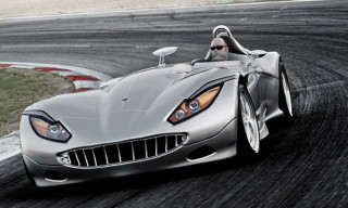 Veritas 3 Roadster Hybrid