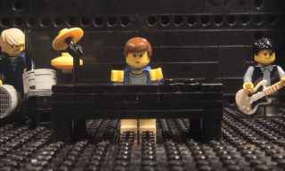 Video: Foster the People – Houdini, Made with LEGO's