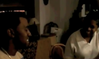 Video: Kanye West and His Mom Rapping Together