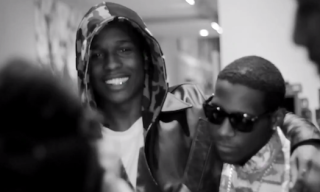 adidas Originals NYC Store 10th Anniversary with A$AP Rocky