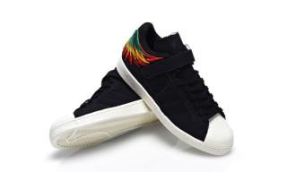 adidas Originals x Snoop Lion Pro Shell 'Snooperstar'
