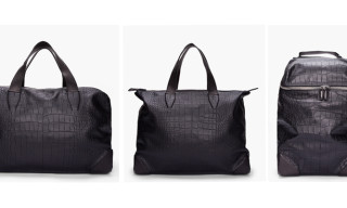Alexander Wang Croc Embossed Leather Bag Collection Fall/Winter 2012