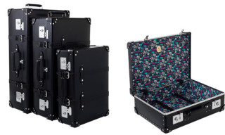 André x Globe-Trotter Luggage