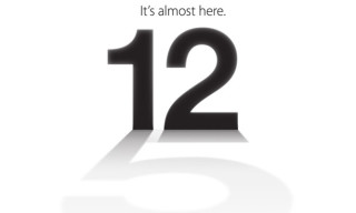 Apple Officially Announced the iPhone 5 Launch Event for September 12