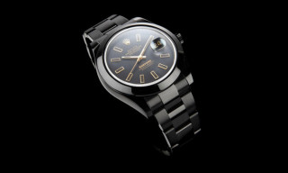 Bamford Watch Department x Rolex 'Datejust'