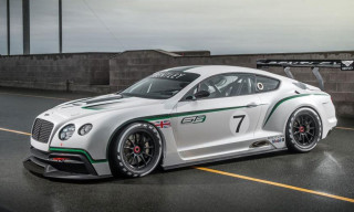Bentley Continental GT3 Concept Racer