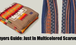 Buyers Guide: Latest Multicolored Scarves