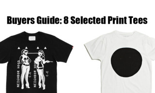 Buyers Guide: 8 Selected Print Tees