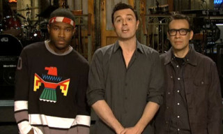 Video: Frank Ocean – Saturday Night Live Promo