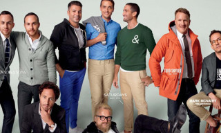 Gap, GQ Team for Men's Wear – Designed by Mark McNairy, Saturdays & Others