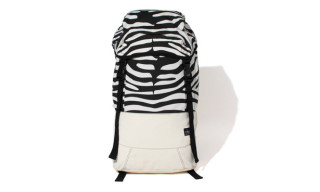 R. Newbold x Goodhood 5th Anniversary Zebra Backpack