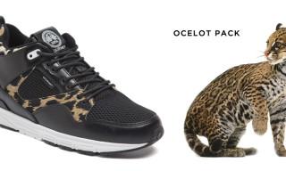 Gourmet 'Ocelot' Sneaker Pack