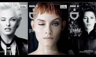 i-D Magazine 'The Role Model' Issue