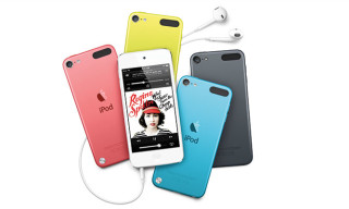 Apple Unveils New iPod touch, iPod nano, iTunes and EarPods Headphones