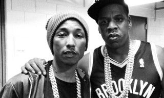 Jay-Z Reveals Brooklyn Nets Jerseys at Barcley's Center