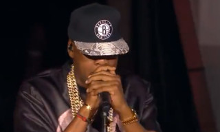 Video: Jay-Z Performance at the Made in America Festival