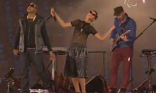 Video: Coldplay, Jay-Z and Rihanna Play the Paralympics Closing Ceremony 2012